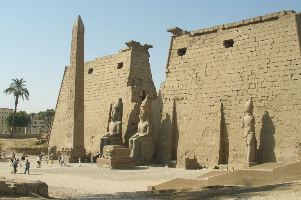 Art of Ancient Egypt during Middle and New Kingdom periods The