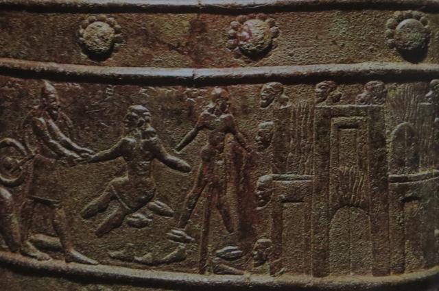 an overview of ancient assyrian art Mesopotamian art and architecture: the art and architecture of the ancient mesopotamian civilizations (see below assyrian period.