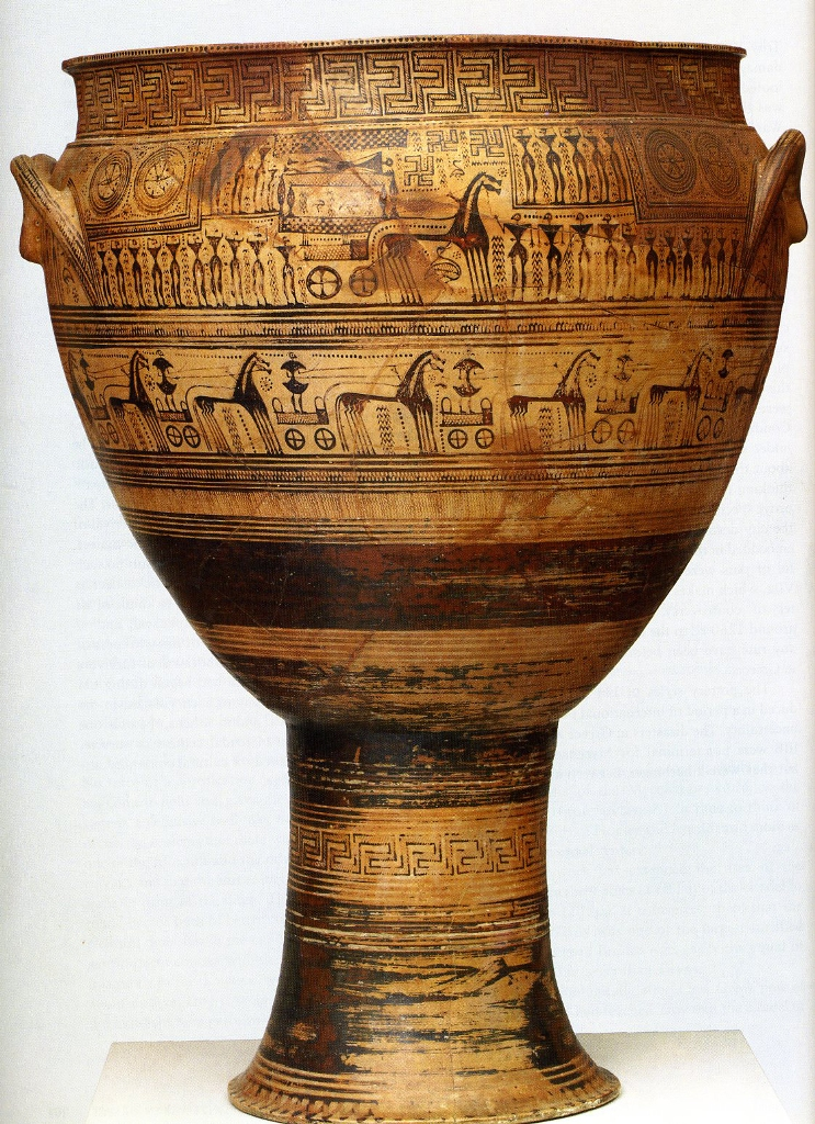 Archaic Greek Art Until The Greco Persian Wars Iv