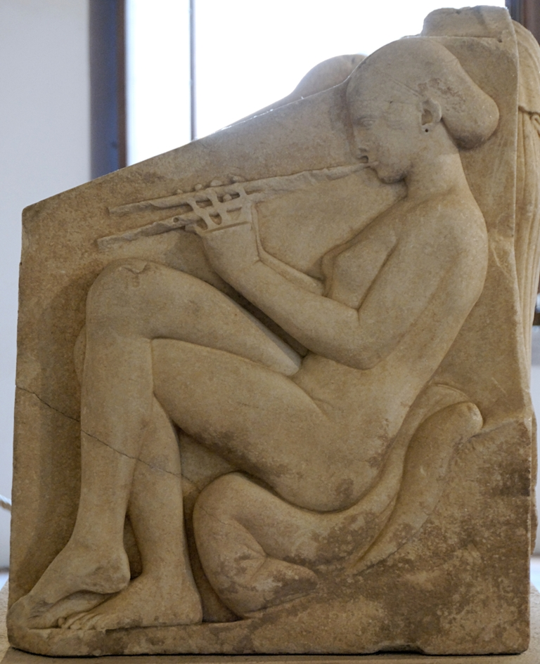 Archaic greek art after the greco persian wars ionian and