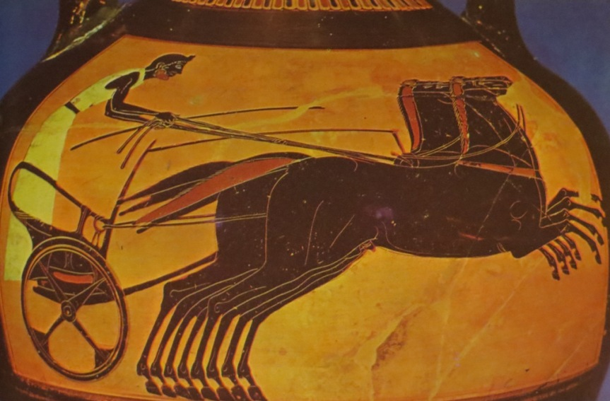 Archaic Greek Art After The Greco Persian Wars Painting And Pottery Ars Artistic Adventure Of