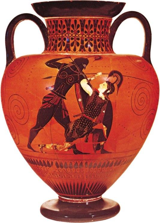 Greek Vases Ars Artistic Adventure Of Mankind
