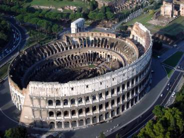 Roman Architecture Colosseum roman art during the flavian dynasty (69 to 96 ad). the colosseum