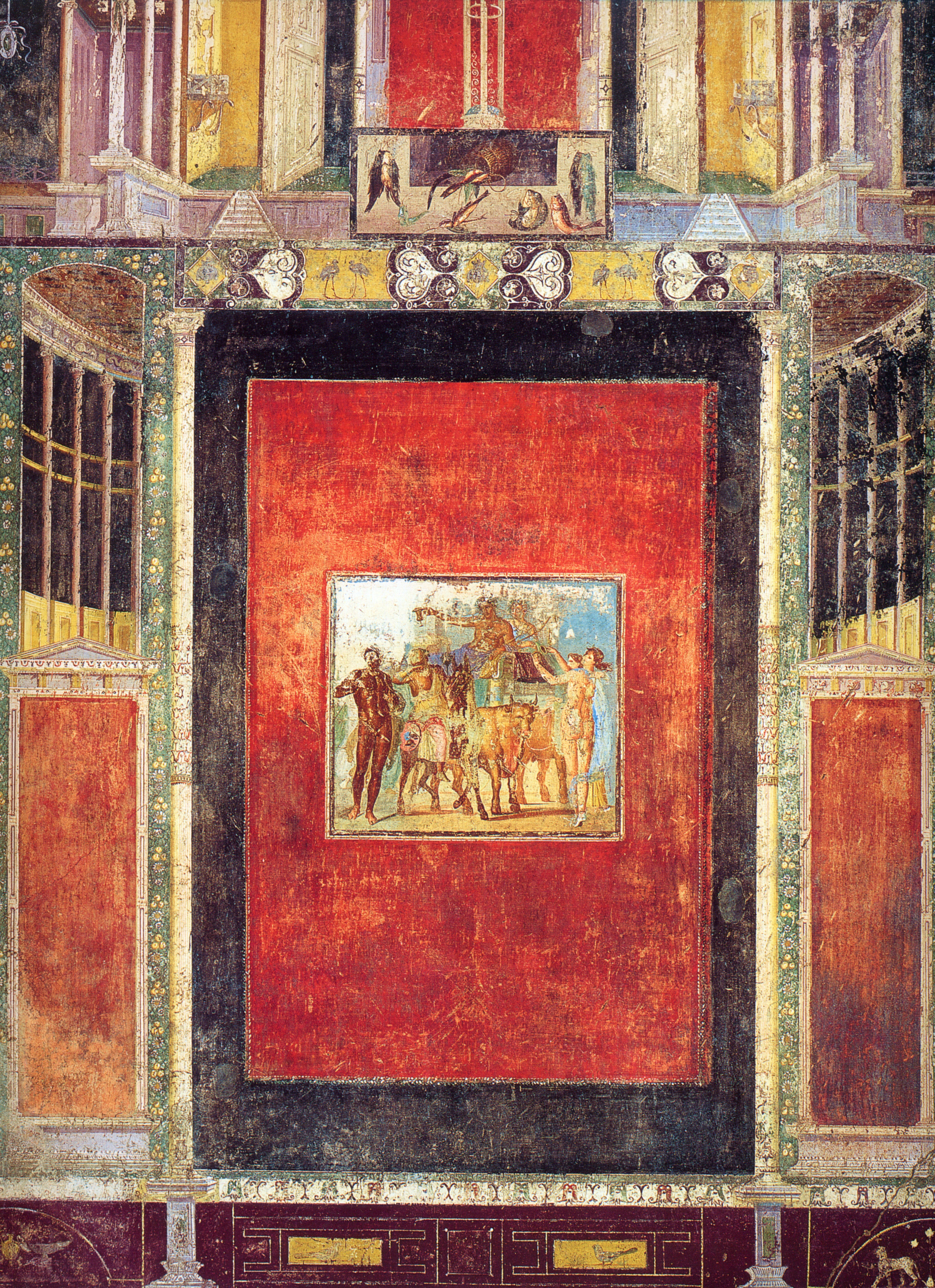 Art During The Era Of Augustus And His Successors 44 Bce