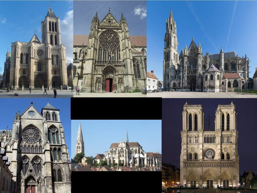 gothic cathedrals essay Overviews and collected essays monastic architecture the cathedral the gothic cathedral and carved portals is considered most emblematic of gothic art.