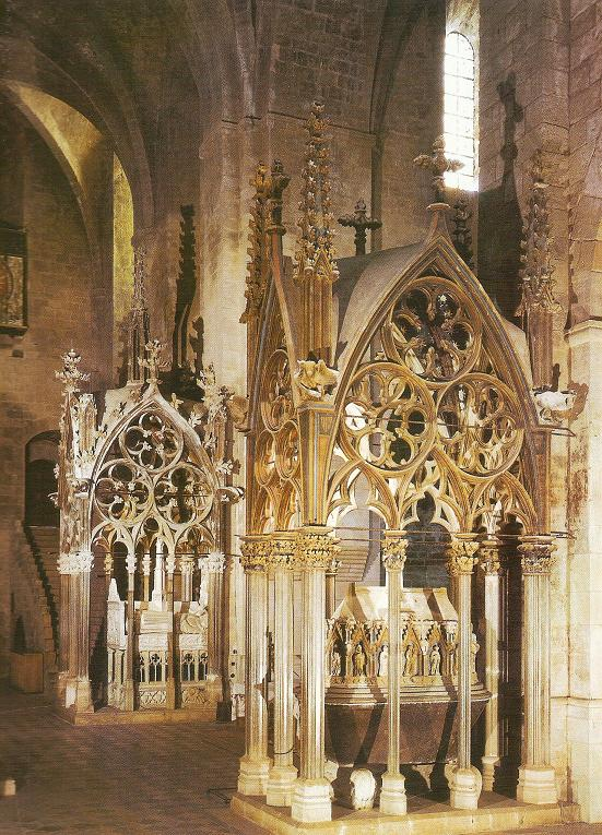 Gothic Art In Spain IV Sculpture And Royal Tombs ArS Artistic - Gothic art and architecture